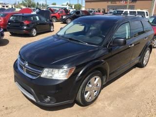 Used 2012 Dodge Journey R/T AWD for sale in Stettler, AB