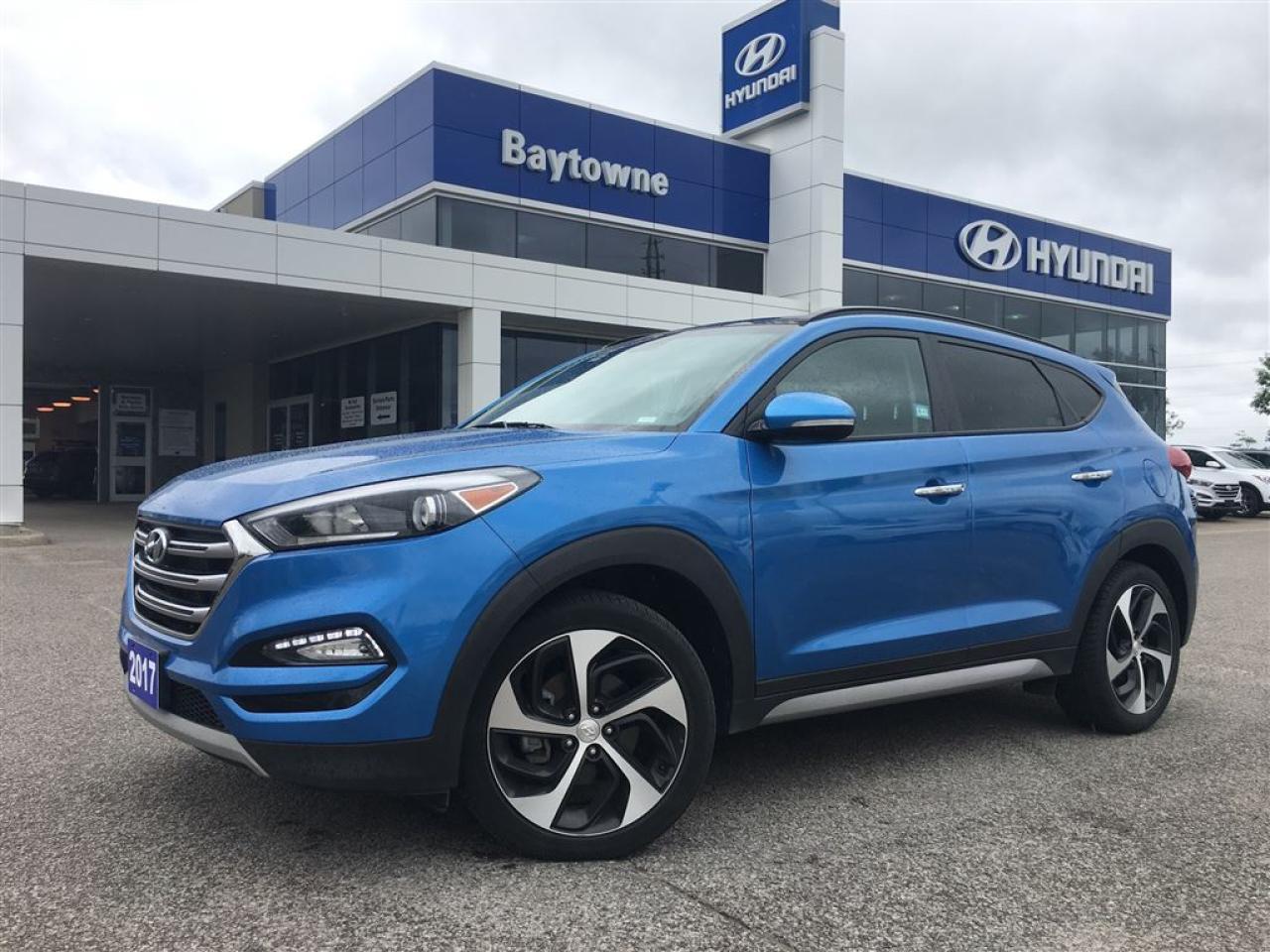 2017 Hyundai Tucson AWD 1.6T SE Previous Daily Rental