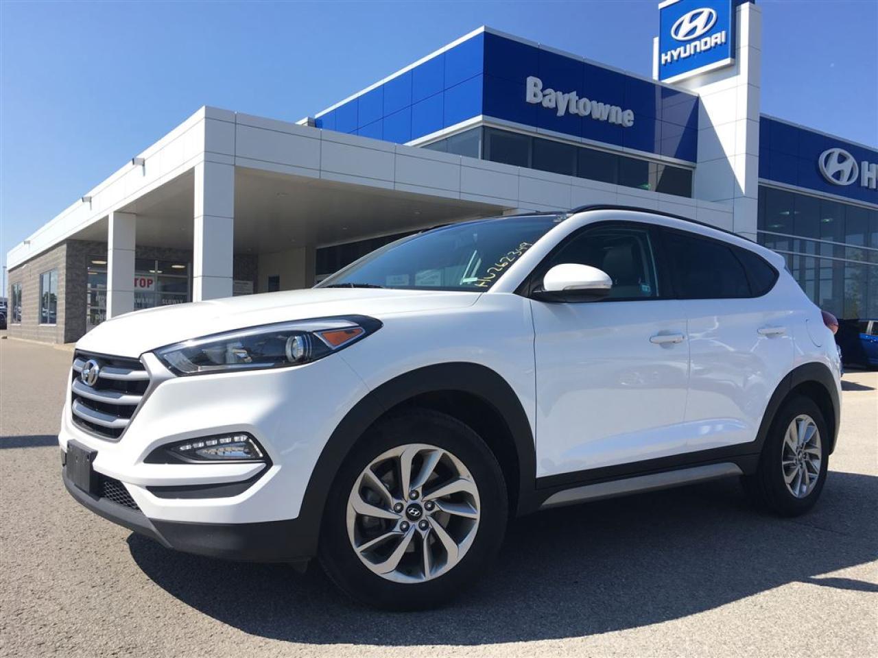 2017 Hyundai Tucson AWD 2.0L SE Previous Daily Rental