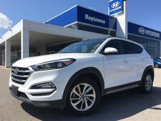Used 2017 Hyundai Tucson AWD 2.0L SE Previous Daily Rental for sale in Barrie, ON