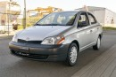 Used 2002 Toyota Echo Base- Coquitlam Location 604-298-6161 for sale in Langley, BC