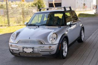 Used 2002 MINI Cooper Only 500 Made! Langley Location for sale in Langley, BC