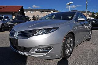 Used 2013 Lincoln MKZ NAVI,PANO ROOF,No Accidents for sale in Aurora, ON