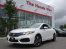 Used 2014 Honda Civic EX Coupe CVT for sale in Abbotsford, BC