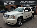 Used 2007 Cadillac Escalade Canadian+Navigation+Camera+DVD entertainment for sale in North York, ON