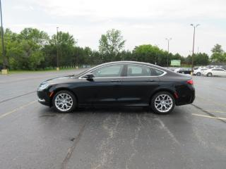 Used 2015 Chrysler 200 C AWD for sale in Cayuga, ON