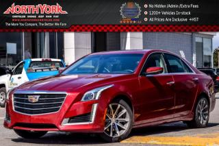 Used 2016 Cadillac CTS Sedan Luxury Collection|AWD|DrvrAwrnssPkg|Bose|Nav|17