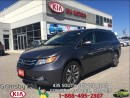 Used 2015 Honda Odyssey Touring DVD NAVIGATION BLIND SPOT for sale in Grimsby, ON