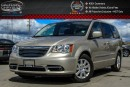 Used 2016 Chrysler Town & Country Touring|Navi||Backup Cam|Bluetooth|Pwr Sliding Doors|Heated Front Seats|17