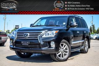 Used 2015 Lexus LX 570 4x4|8 Seater|Navi|Sunroof|DVD|Backup Cam|Bluetooth|Leather|Ventilated Front Seats|20