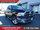 Used 2012 Dodge Ram 1500 SLT W/BLUETOOTH & POWER WINDOWS for sale in Surrey, BC
