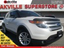 Used 2011 Ford Explorer XLT V6 | 7 PASS | B/U CAM | LEATHER | HANDSFREE for sale in Oakville, ON