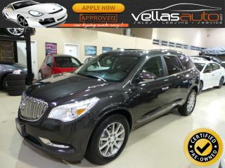 Used 2015 Buick Enclave Leather AWD| LEATHER| 7PASS| R/CAMERA for sale in Woodbridge, ON