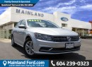 Used 2016 Volkswagen Passat 1.8 TSI Comfortline LOCAL, NO ACCIDENTS, LOW KM'S for sale in Surrey, BC