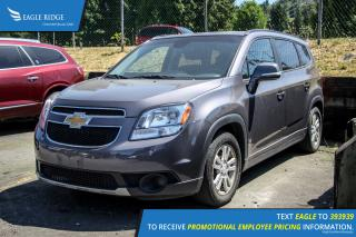 Used 2014 Chevrolet Orlando for sale in Port Coquitlam, BC