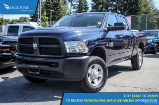 Used 2014 Dodge Ram 3500 ST AM/FM Radio and Air Conditioning for sale in Port Coquitlam, BC
