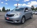 Used 2016 Toyota Sienna 7 PASSENGER for sale in Brampton, ON