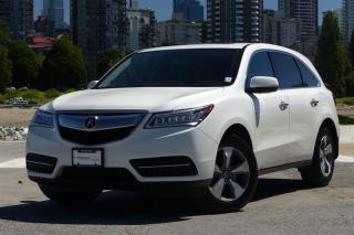 Used 2014 Acura MDX at *Warranty until 2020 or 160,000km included!* for sale in Vancouver, BC