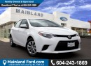 Used 2014 Toyota Corolla LE LOCAL, NO ACCIDENTS for sale in Surrey, BC