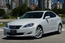 Used 2009 Lexus IS 250 RWD 6A *Only 36496 MILES!* for sale in Vancouver, BC