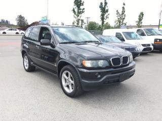 Used 2002 BMW X5 X5 4dr AWD 3.0i for sale in Coquitlam, BC