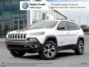Used 2014 Jeep Cherokee 4X4 TRAILHAWK for sale in Orleans, ON