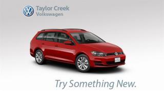 New 2017 Volkswagen Golf Sportwagen 1.8T Trendline DSG 6sp at w/Tip 4MOTION for sale in Orleans, ON