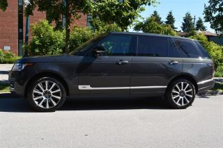 Used 2014 Land Rover Range Rover LWB Autobiography 4WD for sale in Vancouver, BC
