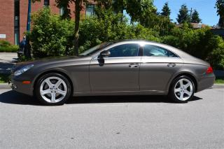 Used 2008 Mercedes-Benz CLS-Class CLS550 for sale in Vancouver, BC