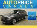 Used 2013 BMW X1 X-LINE PKG NAVIGATION PANOROOF for sale in Mississauga, ON