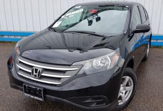 Used 2013 Honda CR-V LX *HEATED SEATS* for sale in Kitchener, ON