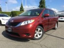 Used 2013 Toyota Sienna LE,local,one owner for sale in Surrey, BC