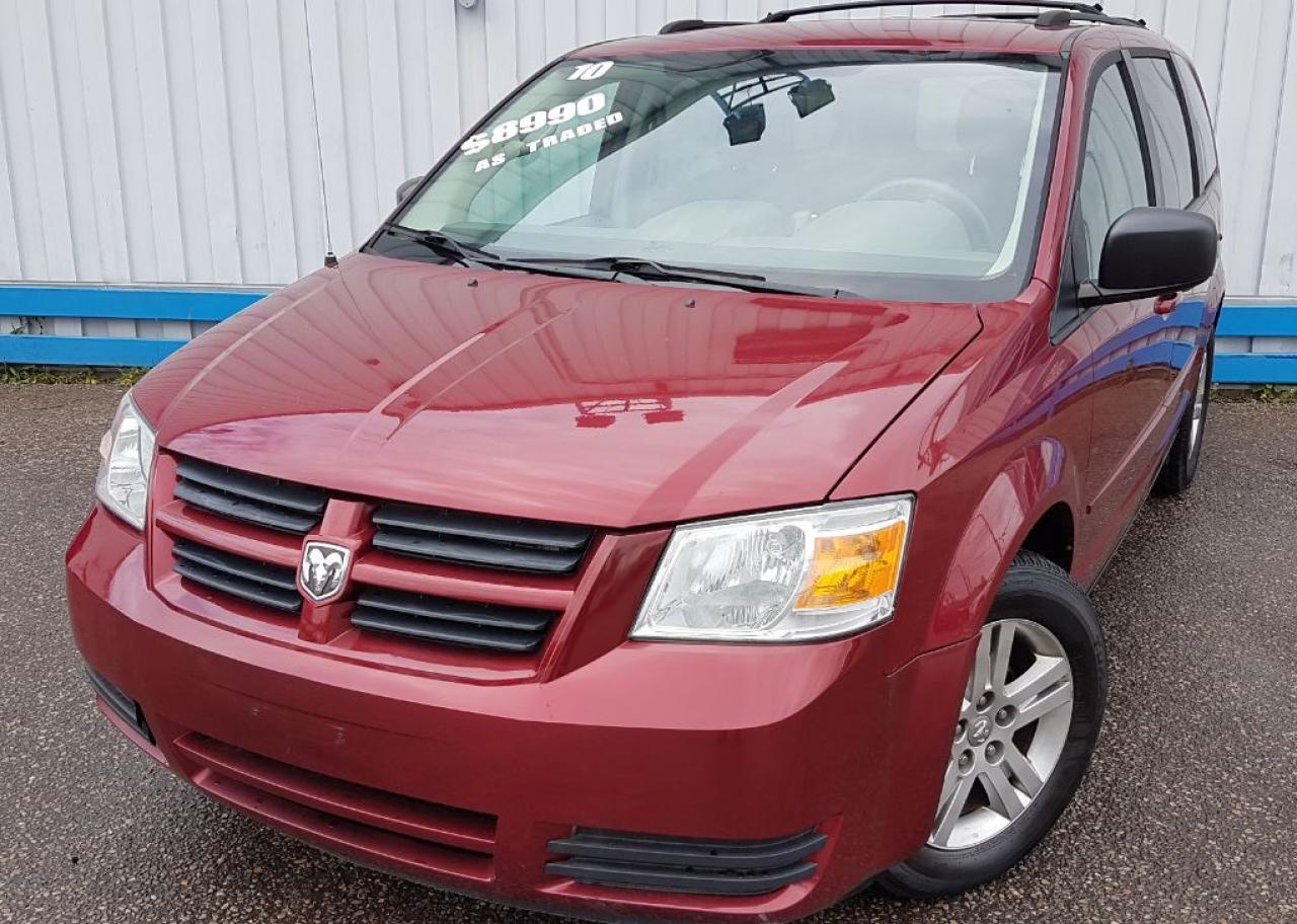 2010 Dodge Grand Caravan SE *STOW N GO*