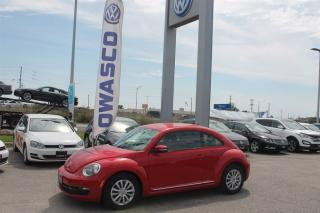 Used 2016 Volkswagen Beetle 1.8 TSI Trendline *CLEAN CARPROOF* for sale in Whitby, ON