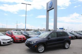 Used 2016 Volkswagen Tiguan Special Edition *FEELS NEW* for sale in Whitby, ON