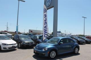 Used 2016 Volkswagen Beetle 1.8 TSI Trendline for sale in Whitby, ON
