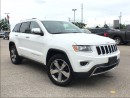 Used 2015 Jeep Grand Cherokee LIMITED**POWER SUNROOF**NAVIGATION** for sale in Mississauga, ON