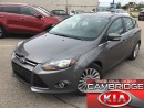 Used 2012 Ford Focus TITANIUM LEATHER ROOF NAV for sale in Cambridge, ON