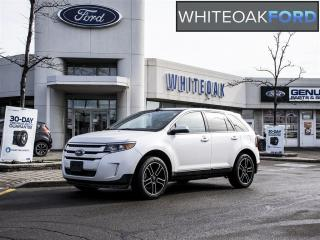 Used 2014 Ford Edge SEL,AWD,PANA ROOF,20,NAVI for sale in Mississauga, ON