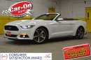 Used 2015 Ford Mustang Premium CONVERTIBLE LEATHER LOADED ONLY 9000KM for sale in Ottawa, ON