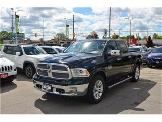 Used 2013 Dodge Ram 1500 Laramie Longhorn - HEMI  Trailer Hitch  Sunroof  G for sale in London, ON