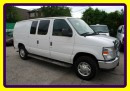 Used 2010 Ford E-250 S.Duty LOADED running boards, tinted wind.Hitch for sale in Woodbridge, ON