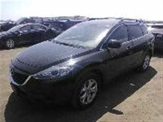 Used 2013 Mazda CX-9 Touring-L, leather, sunroof.  NAVIGATION for sale in Scarborough, ON