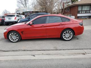 Used 2016 BMW 4 Series 4dr Sdn 428i xDrive AWD Gran Coupe for sale in Toronto, ON