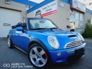 Used 2008 MINI Cooper Convertible S for sale in Oakville, ON