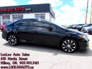 Used 2012 Honda Civic Si COUPE 6 SPEED NAVIGATION CERTIFIED for sale in Milton, ON
