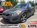 Used 2013 Volvo C30 T5 HEATED LEATHER SUNROOF ALLOYS for sale in St Catharines, ON