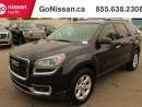 Used 2014 GMC Acadia AWD, BACKUP CAMERA, BLUETOOTH for sale in Edmonton, AB