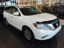 Used 2015 Nissan Pathfinder S, One Owner, Accident Free, Local Vehicle for sale in Edmonton, AB