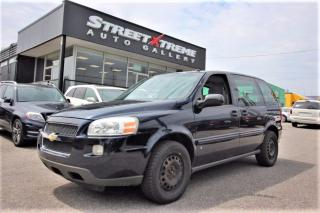 Used 2007 Chevrolet Uplander LS | ACCIDENT FREE | AUX | HEATED MIRRORS for sale in Markham, ON